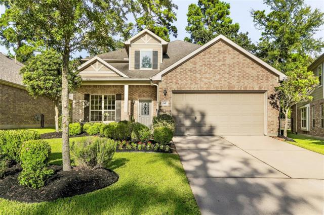 147 Hawkhurst Circle, The Woodlands, TX 77354 (MLS #98071530) :: Giorgi Real Estate Group