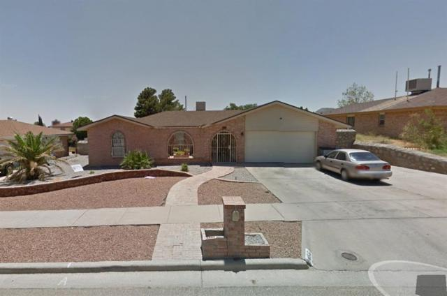 4516 R T Cassidy Dr, El Paso, TX 79924 (MLS #98072012) :: Giorgi Real Estate Group