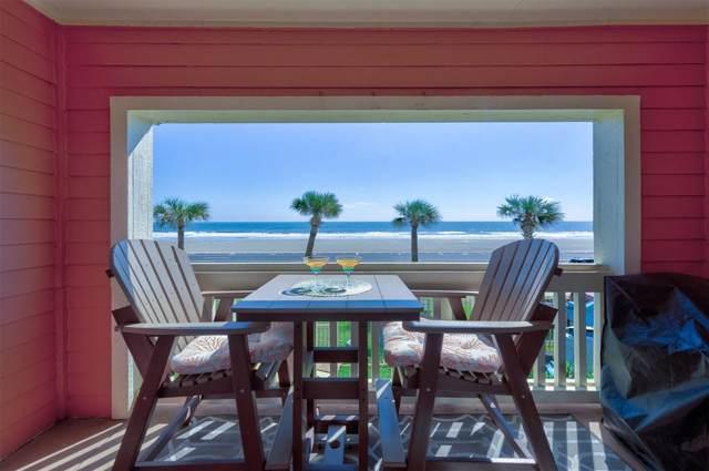 7000 Seawall Boulevard #1025, Galveston, TX 77551 (MLS #98077836) :: Texas Home Shop Realty