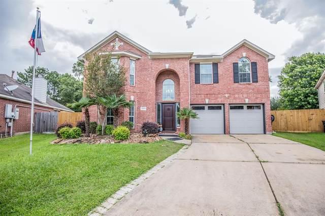 26805 Kings Manor Drive S, Kingwood, TX 77339 (MLS #98080210) :: The SOLD by George Team