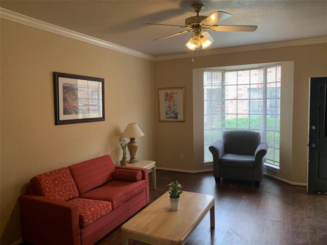 2255 Braeswood Park Drive #189, Houston, TX 77030 (MLS #98087683) :: The Kevin Allen Jones Home Team