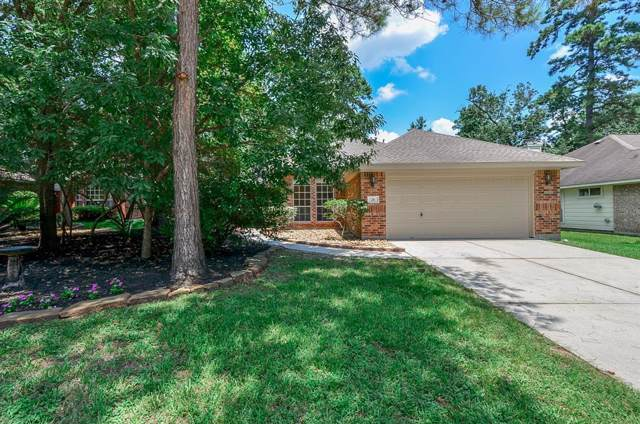 26 Wintergrass Place, Spring, TX 77382 (MLS #98089625) :: The Bly Team