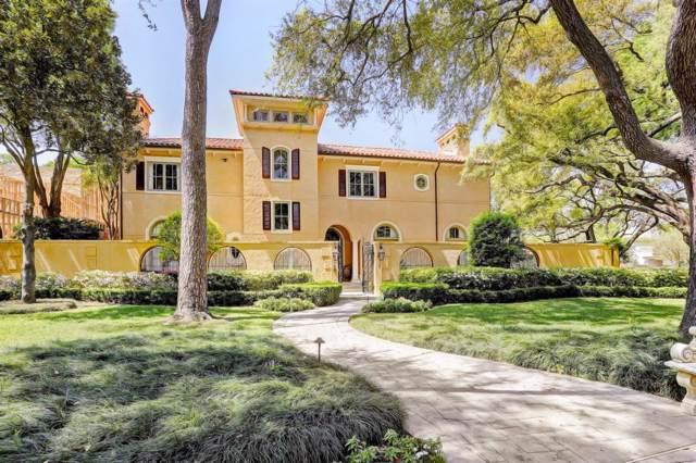5401 Sturbridge Drive, Houston, TX 77056 (MLS #98096950) :: Giorgi Real Estate Group