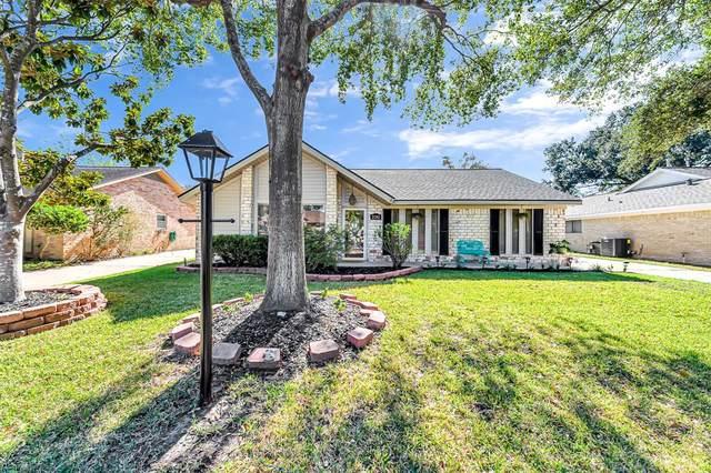 21343 Park Villa Drive, Katy, TX 77450 (MLS #98101601) :: The Home Branch