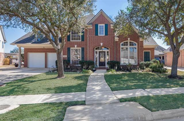1906 Park Hollow, Sugar Land, TX 77479 (MLS #98109408) :: The SOLD by George Team