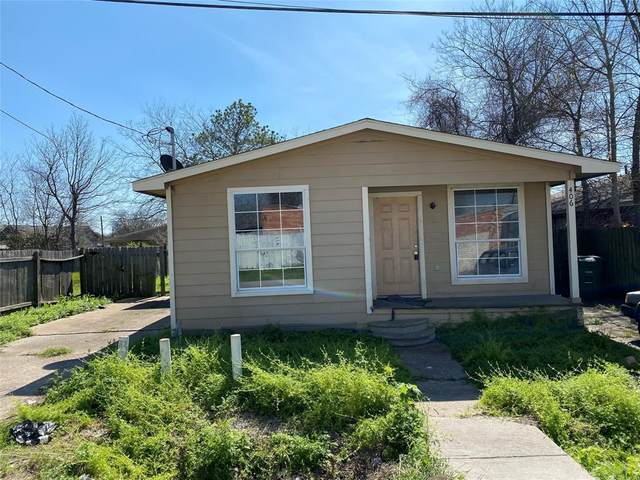 406 Gans Street, Houston, TX 77029 (MLS #98110581) :: Bray Real Estate Group