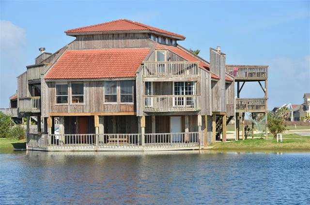 282 Private Road 640 #27, Matagorda, TX 77457 (MLS #98117171) :: Michele Harmon Team