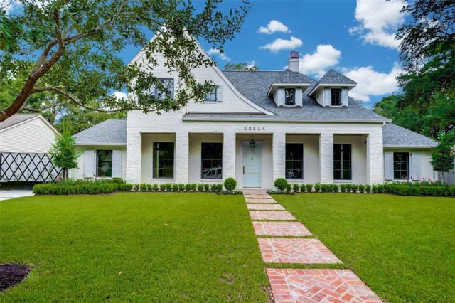 12114 Perthshire, Houston, TX 77024 (MLS #98118387) :: Texas Home Shop Realty