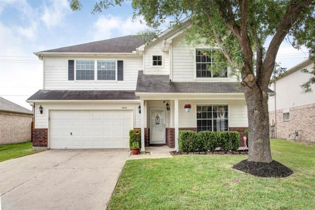 3218 Wild Turkey Lane, Pearland, TX 77581 (MLS #98120371) :: Texas Home Shop Realty