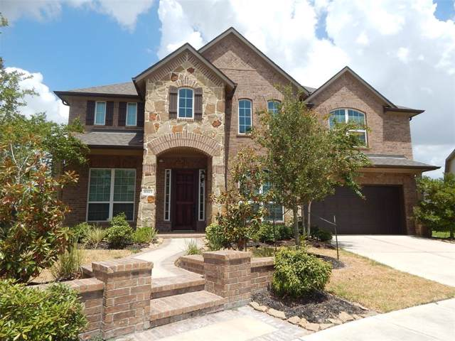 16823 Aston Main Drive, Cypress, TX 77433 (MLS #98165200) :: Caskey Realty