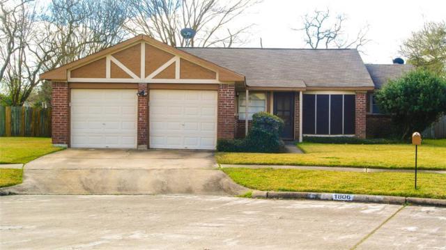 1806 Woodsmith Court, Missouri City, TX 77489 (MLS #98188774) :: Texas Home Shop Realty