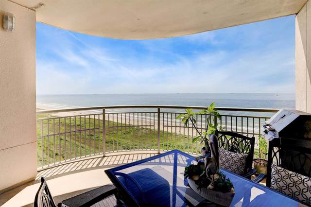 801 E Beach Drive Bc1104, Galveston, TX 77550 (MLS #98194183) :: The Heyl Group at Keller Williams