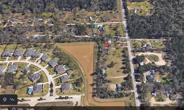 15145 Creighton Road, Conroe, TX 77302 (MLS #98194642) :: Lerner Realty Solutions