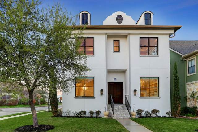 4440 Dorothy Street, Bellaire, TX 77401 (MLS #98215446) :: The Home Branch