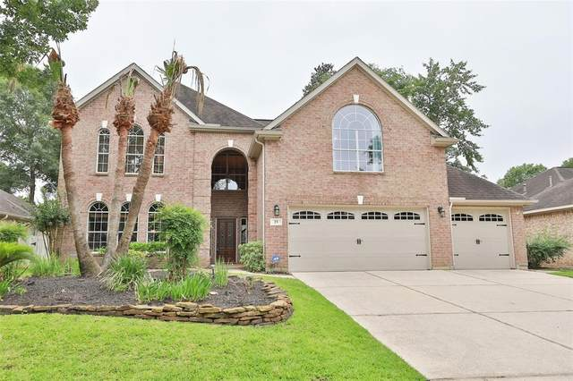 23 Columnberry Court, Conroe, TX 77384 (MLS #9822181) :: The SOLD by George Team