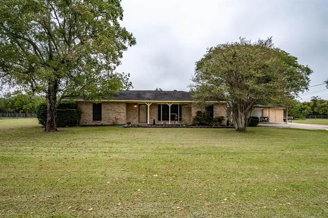 8503 Beach Haven Road, Beach City, TX 77523 (MLS #98225682) :: The Home Branch