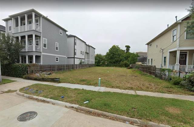1421 W 23rd Street, Houston, TX 77008 (MLS #98232547) :: Giorgi Real Estate Group