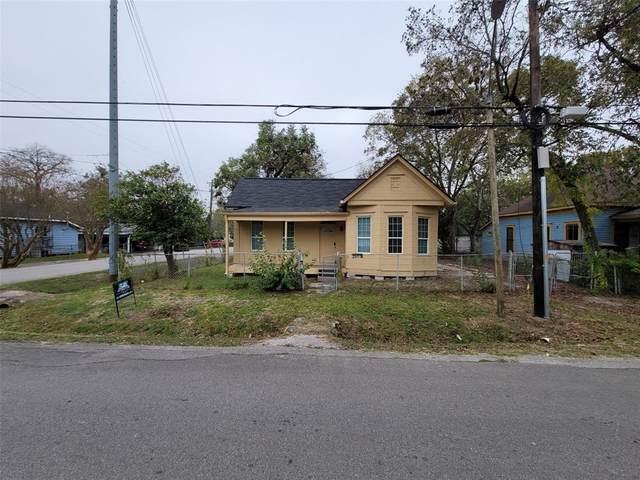2501 Chapman Street, Houston, TX 77009 (MLS #98252393) :: The Bly Team