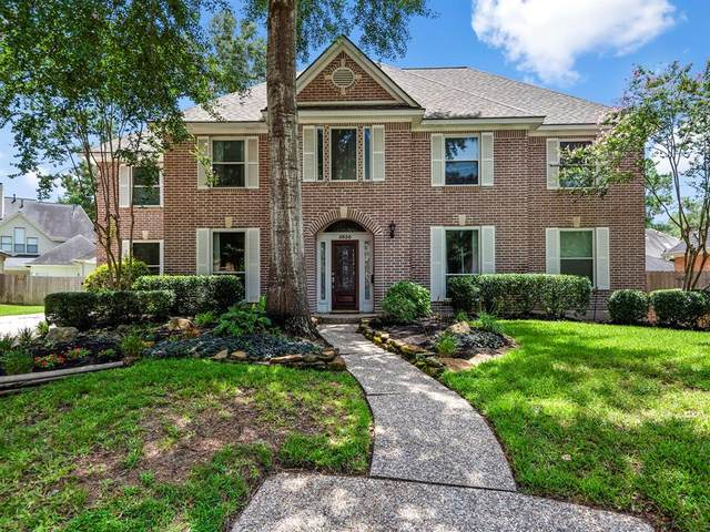 5830 Woodland Falls Drive, Houston, TX 77345 (MLS #98258026) :: The Wendy Sherman Team