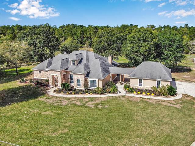 17342 Sunset Ranch Drive, Montgomery, TX 77316 (MLS #98260835) :: The Home Branch