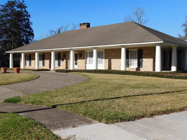 1005 Oak Drive, Liberty, TX 77575 (MLS #98262572) :: Caskey Realty