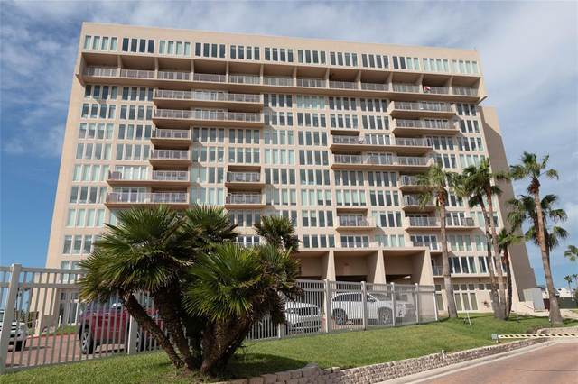 6300 Padre Blvd #506, South Padre Island, TX 78597 (MLS #98264979) :: The Freund Group