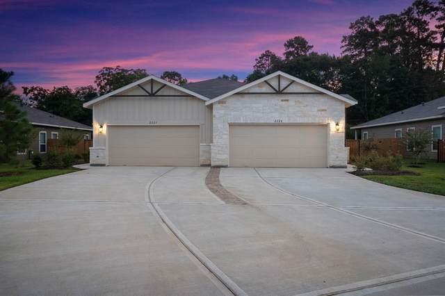 9732 & 9736 Grosbeak Lane, Magnolia, TX 77354 (MLS #98265424) :: Christy Buck Team