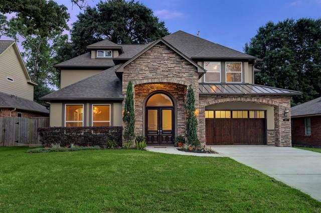 2027 Libbey Drive, Houston, TX 77018 (MLS #98265924) :: Giorgi Real Estate Group