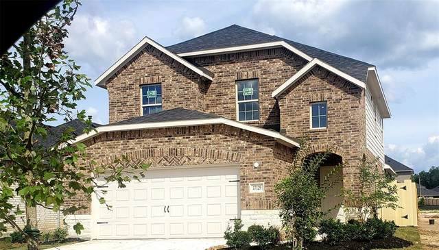 17129 Upland Bent, Conroe, TX 77385 (MLS #98287733) :: The Home Branch
