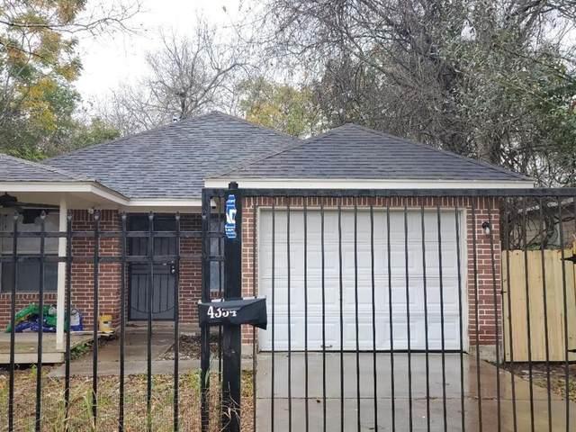 4354 Galesburg St Street, Houston, TX 77051 (MLS #98287744) :: Michele Harmon Team