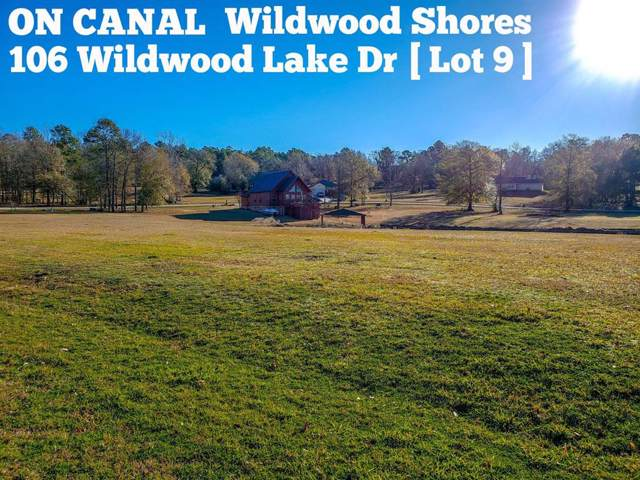 106 Wildwood Lake Drive N, Huntsville, TX 77340 (MLS #98290294) :: Ellison Real Estate Team