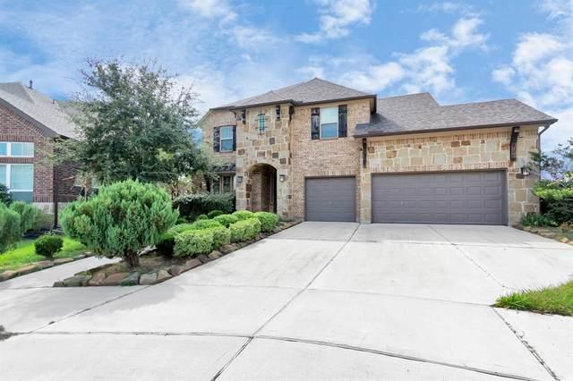 9706 Caldwell Way, Missouri City, TX 77459 (MLS #98293770) :: Caskey Realty