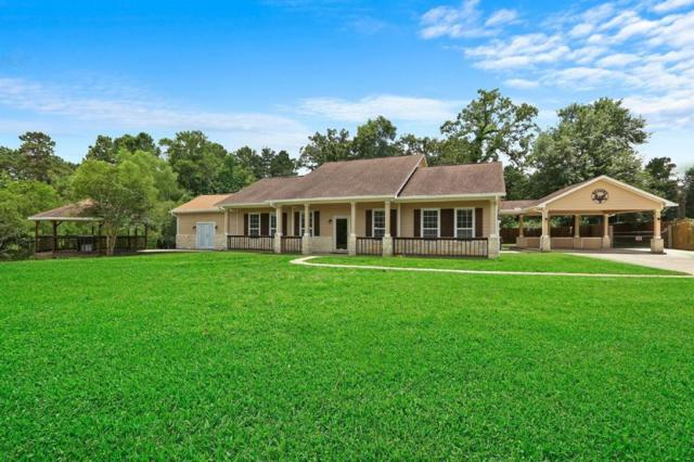 11834 Old Oaks Lane, Conroe, TX 77385 (MLS #9829416) :: Giorgi Real Estate Group