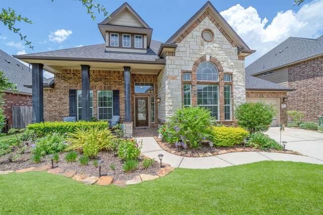 8117 Tranquil Lake Way, Conroe, TX 77385 (MLS #9829512) :: Giorgi Real Estate Group