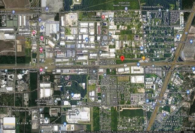 0 N Sam Houston Pkwy E, Houston, TX 77032 (MLS #98300288) :: Lerner Realty Solutions
