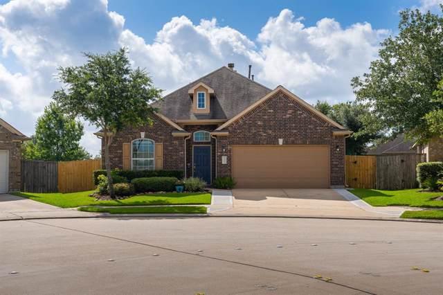 21503 Barrett Knolls Drive, Richmond, TX 77406 (MLS #98300608) :: The SOLD by George Team