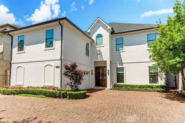 3302 Sackett Street, Houston, TX 77098 (MLS #98307979) :: Green Residential