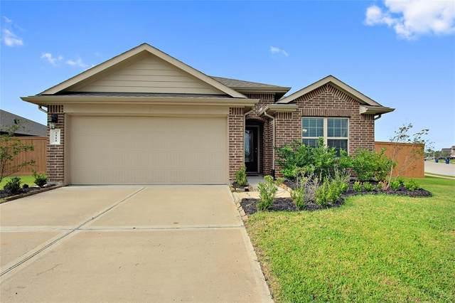 2111 Del Mar Drive, Texas City, TX 77568 (MLS #98324482) :: Texas Home Shop Realty