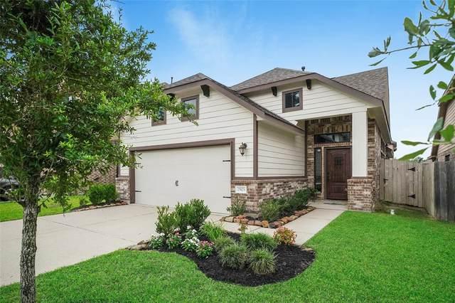25123 Alina Lane, Spring, TX 77386 (MLS #98328859) :: Caskey Realty