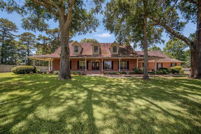 407 County Road 2224, Cleveland, TX 77327 (MLS #98338821) :: The Property Guys