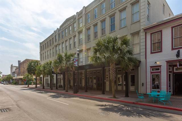 2207 Post Office Street #315, Galveston, TX 77550 (MLS #98342511) :: Texas Home Shop Realty