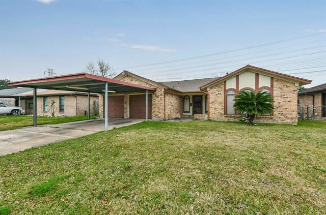 3801 Karen Lane, Pasadena, TX 77503 (MLS #98347592) :: Ellison Real Estate Team