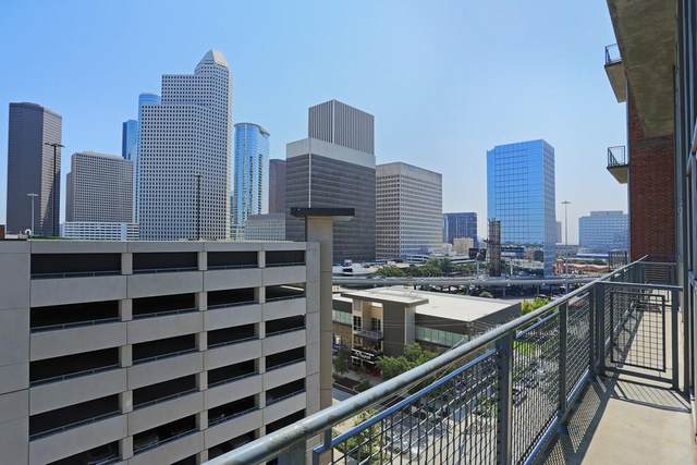 2000 Bagby Street #9424, Houston, TX 77002 (MLS #98360265) :: My BCS Home Real Estate Group