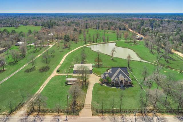 19287 Keenan Cut Off Road, Montgomery, TX 77316 (MLS #98360539) :: Area Pro Group Real Estate, LLC