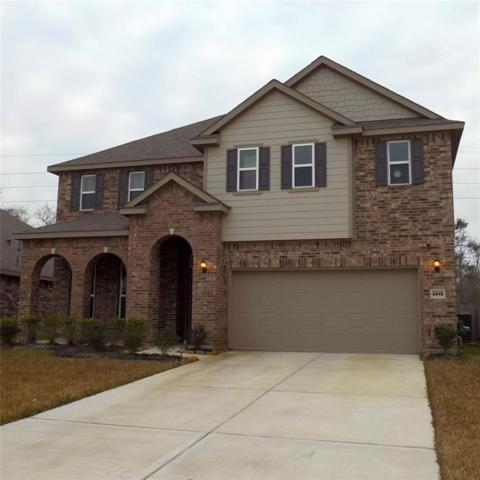 3415 Bailey Springs Lane, Pearland, TX 77584 (MLS #98362241) :: JL Realty Team at Coldwell Banker, United