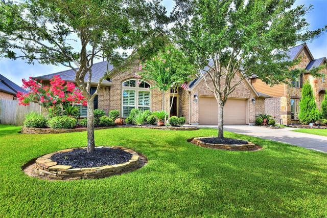 28827 Hollycrest Drive, Katy, TX 77494 (MLS #9836419) :: The Sansone Group