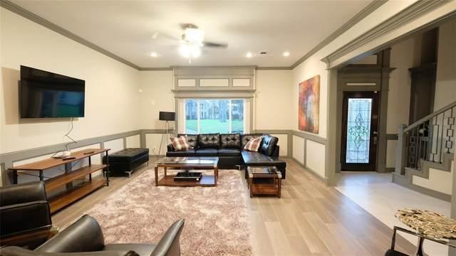 632 N Eldridge Parkway #16, Houston, TX 77079 (MLS #98365012) :: My BCS Home Real Estate Group