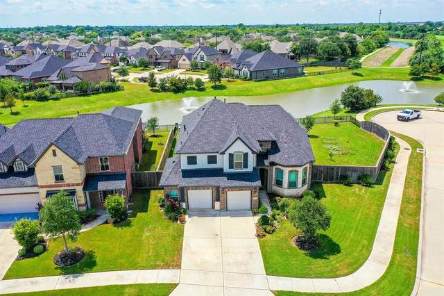 3402 Pebble Creek Drive, Missouri City, TX 77459 (MLS #98392823) :: The Freund Group