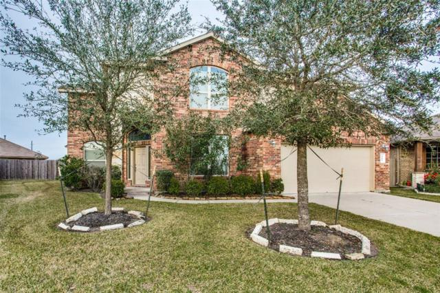3202 Clayton Terrace Drive, Missouri City, TX 77459 (MLS #98393347) :: The Heyl Group at Keller Williams