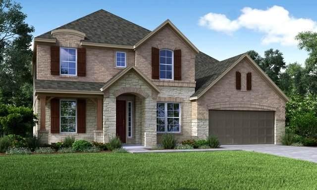 1414 Woodson Ridge Lane, Katy, TX 77494 (MLS #98395872) :: The SOLD by George Team